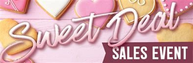Sweet Deal Sales Event