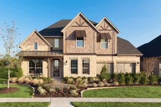 Dominion Of Pleasant Valley 60 Homesites Garland Isd New Homes By Coventry Homes
