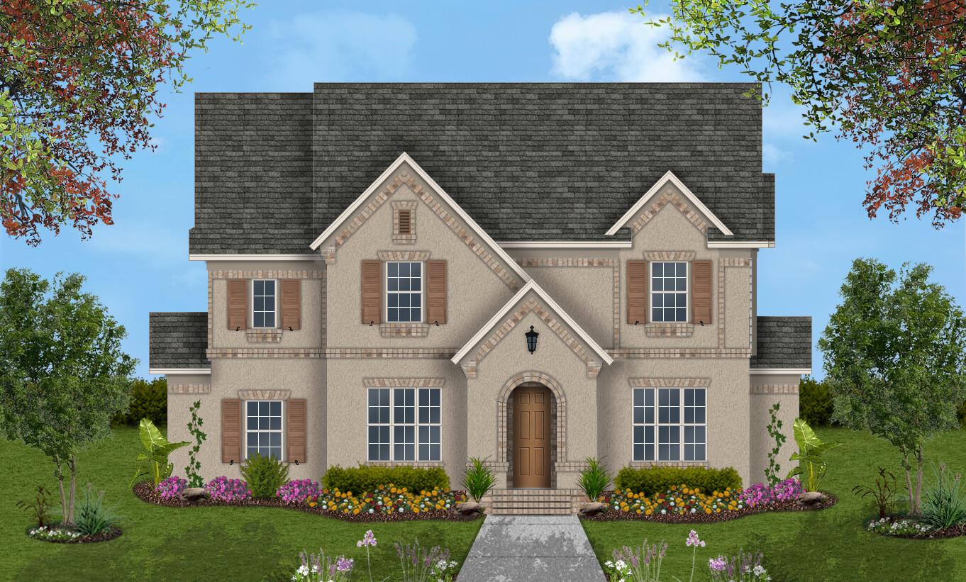 Interactive New Home Floor Plans In Houston, Texas