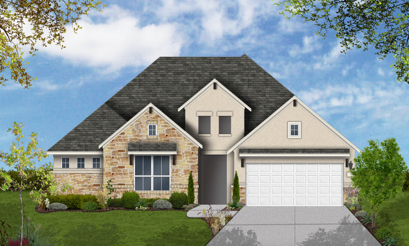 Build On Your Lot - San Antonio