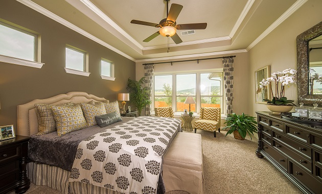 Master Bedroom - Design 3563