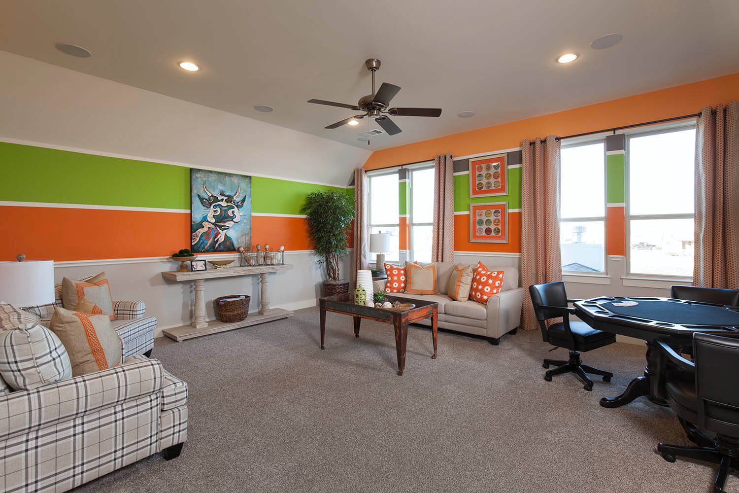Game Room - The St. Charles (Plan 4095)