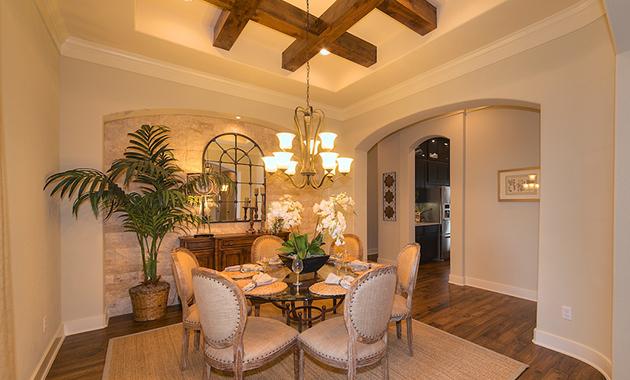 Dining Room - Design 3513