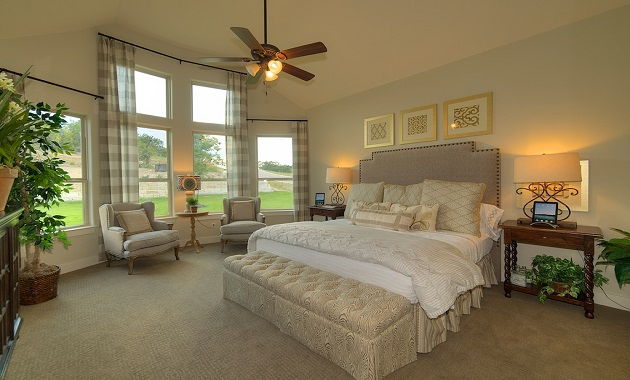 Master Bedroom - Design 3513