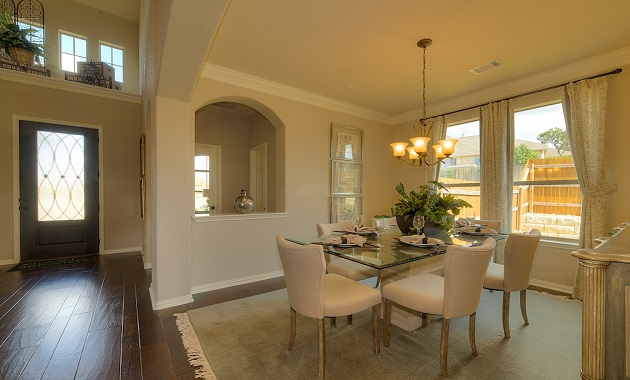 Dining Room - The Inwood II (2533 Plan)