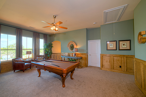 Game Room - The San Gabriel (3217 Plan)