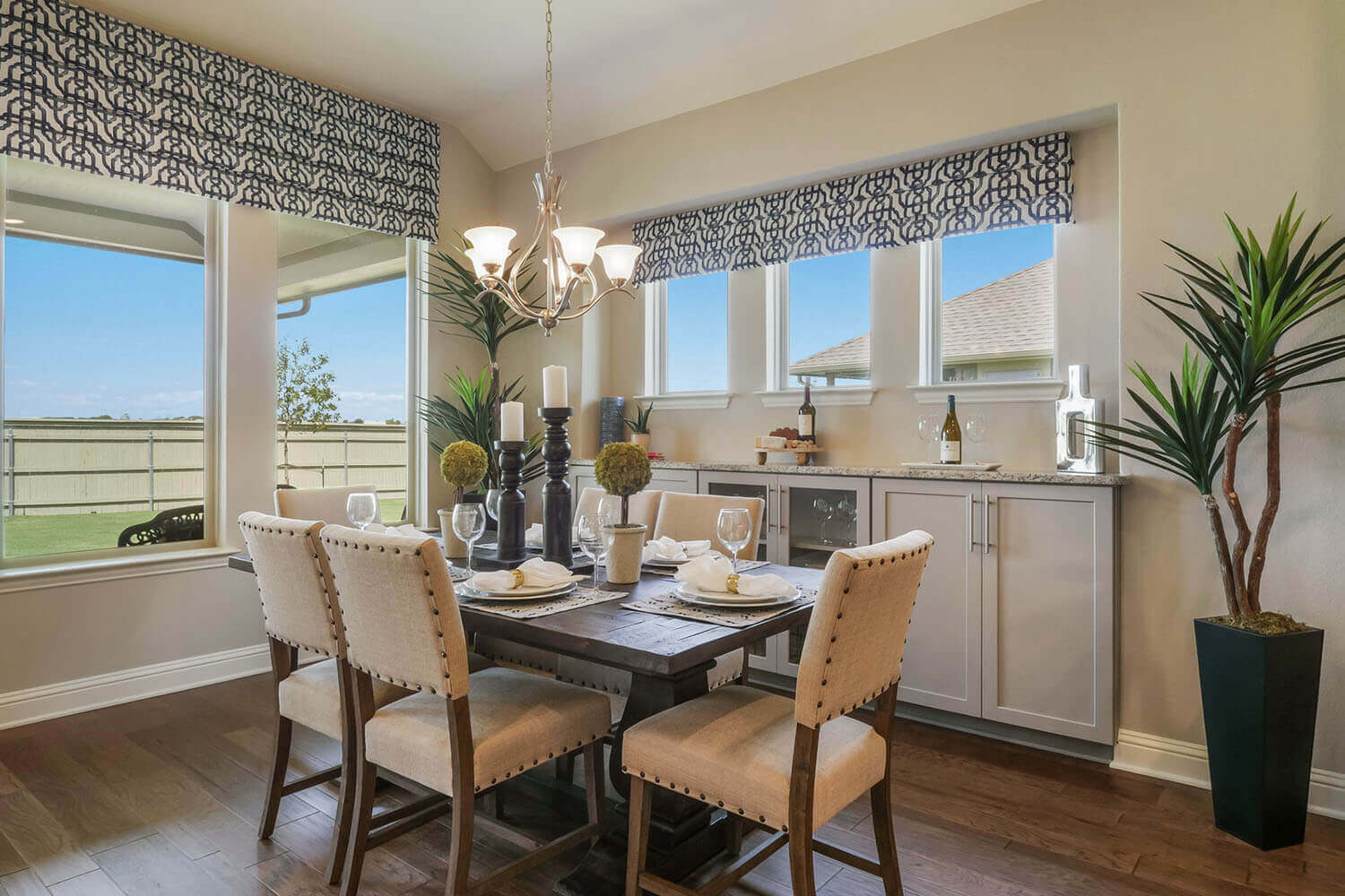 Dining Area  - The Grandview (2041 Plan)