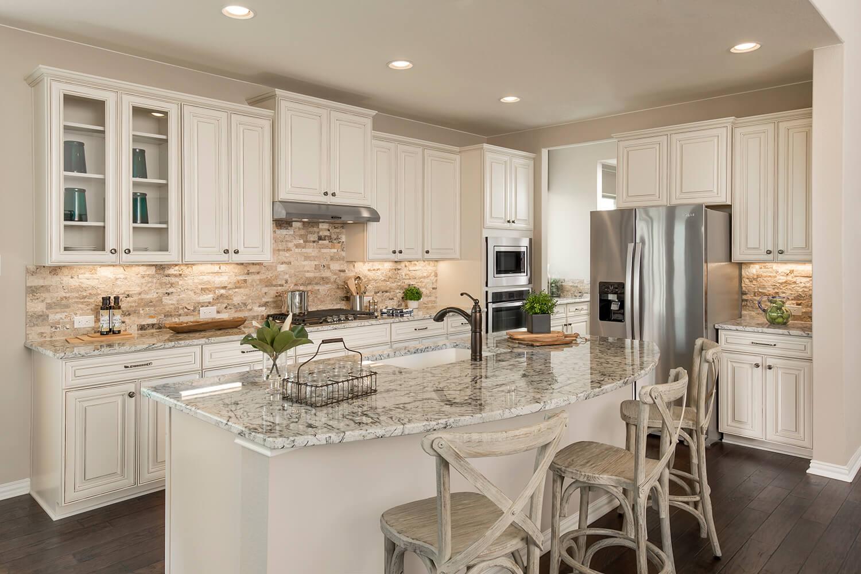 Kitchen - The Logan II (Design3377)