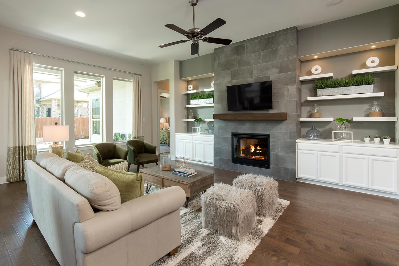Family Room - The Asherton (Design 2108)