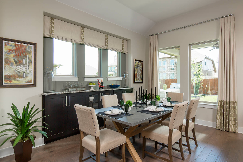 Dining Room - The Asherton (Design 2108)