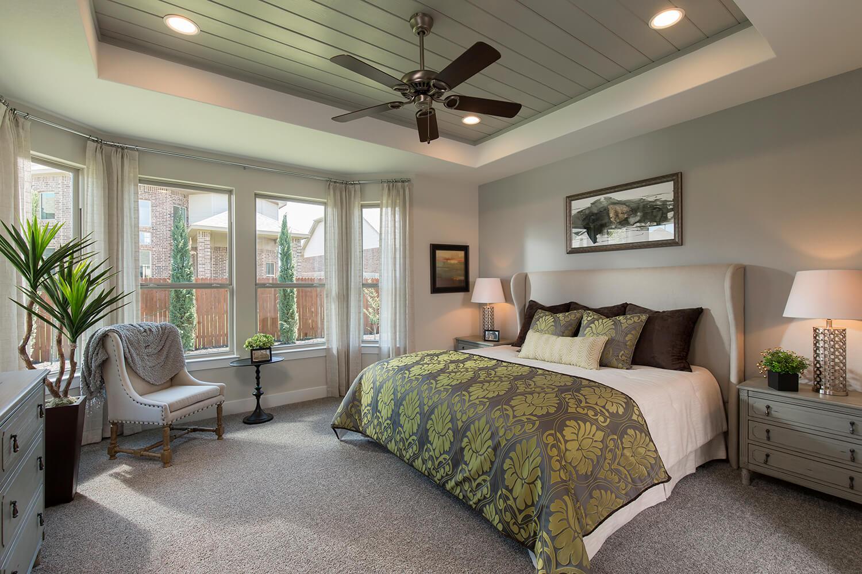 Master Bedroom - The Asherton (Design 2108)