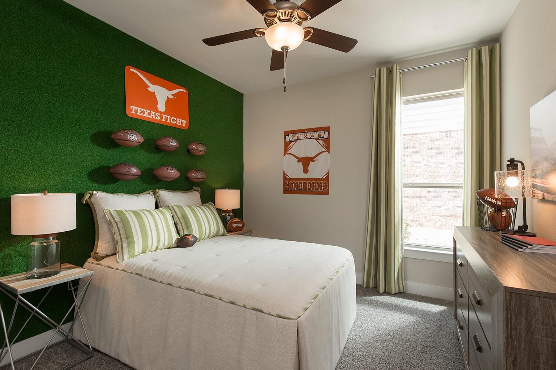 Secondary Bedroom  - The Asherton (Design 2108)