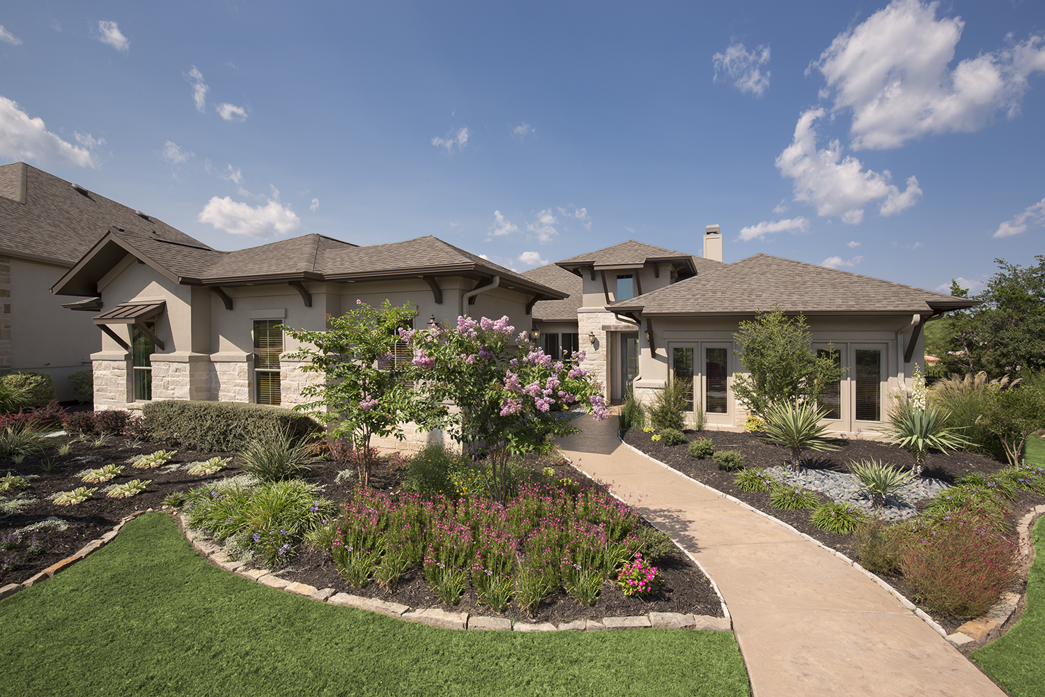 Wilshire Homes-Lakeside at Tessera on Lake Travis