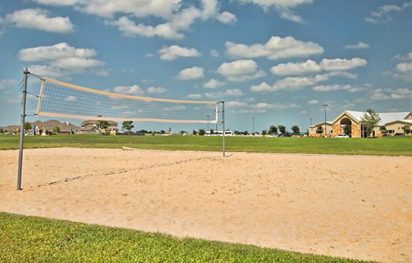 Community Volleyball Court