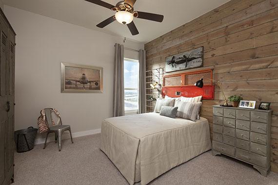 Secondary Bedroom - Design 2552