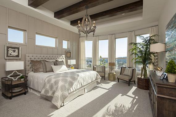 Master Bedroom - Design 2552
