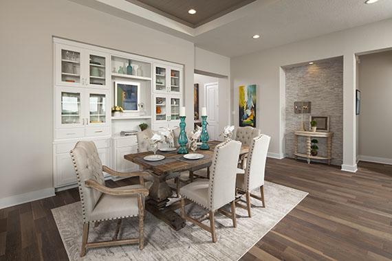 Dining Area - Design 2552