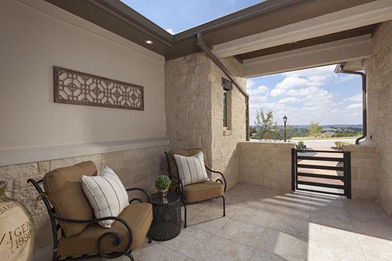 Courtyard - Design 2552