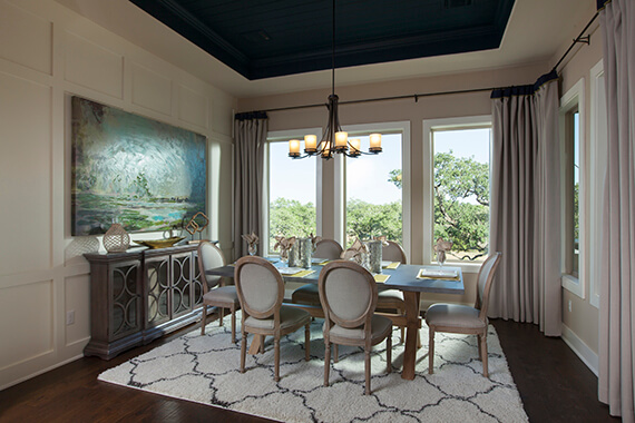 Dining Room - Design 3454