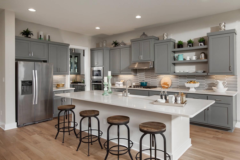 Kitchen - The Groveton (2718 Plan)