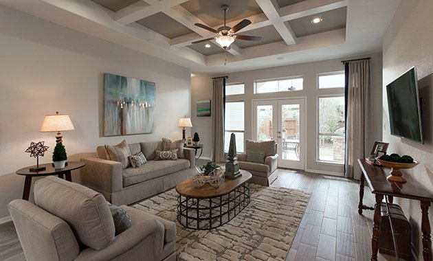 Living Room - The Calvert (Design 2539)
