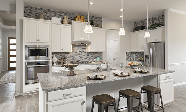 The Sanctuary at Helotes|Sanctuary|New Homes By Wilshire Homes