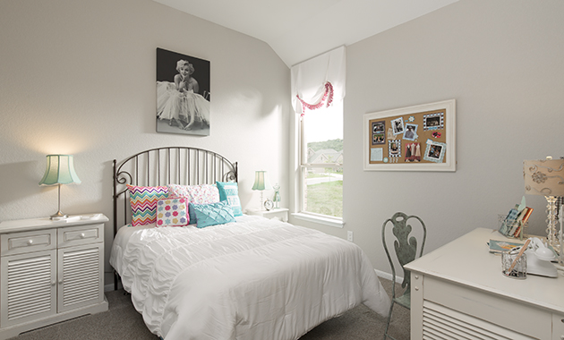 Secondary Bedroom - The Calvert (Design 2539)