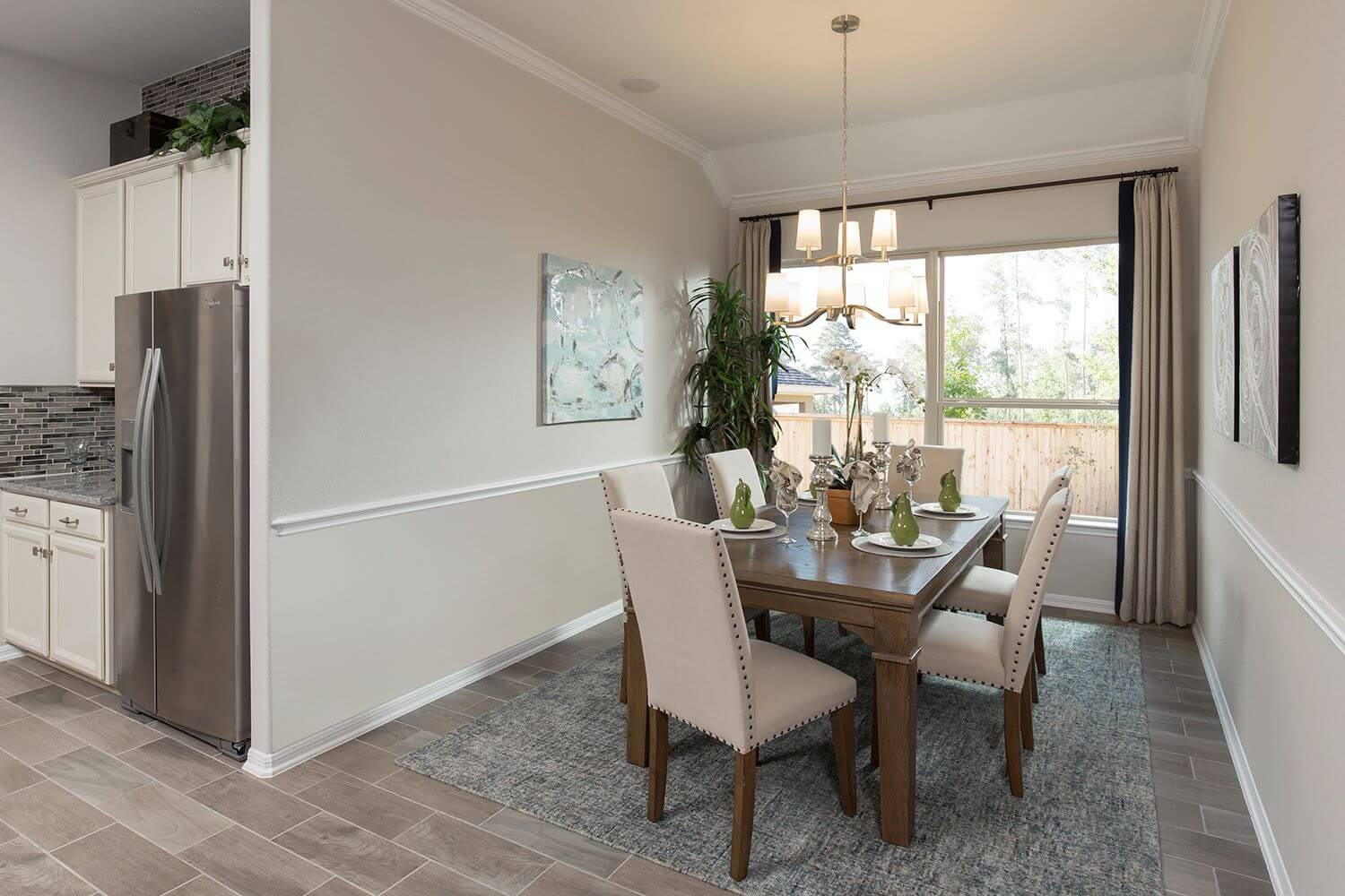 Dining Room - The Calvert (Design 2539)