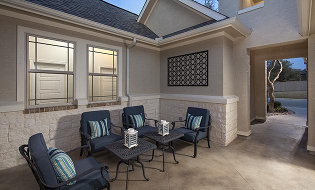 Courtyard - Design 3287