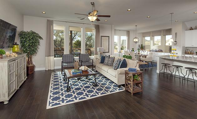 Family Room - Design 3287