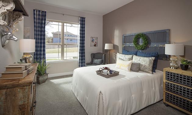 Secondary Bedroom - Design 3287