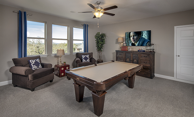 Game Room - Design 3287