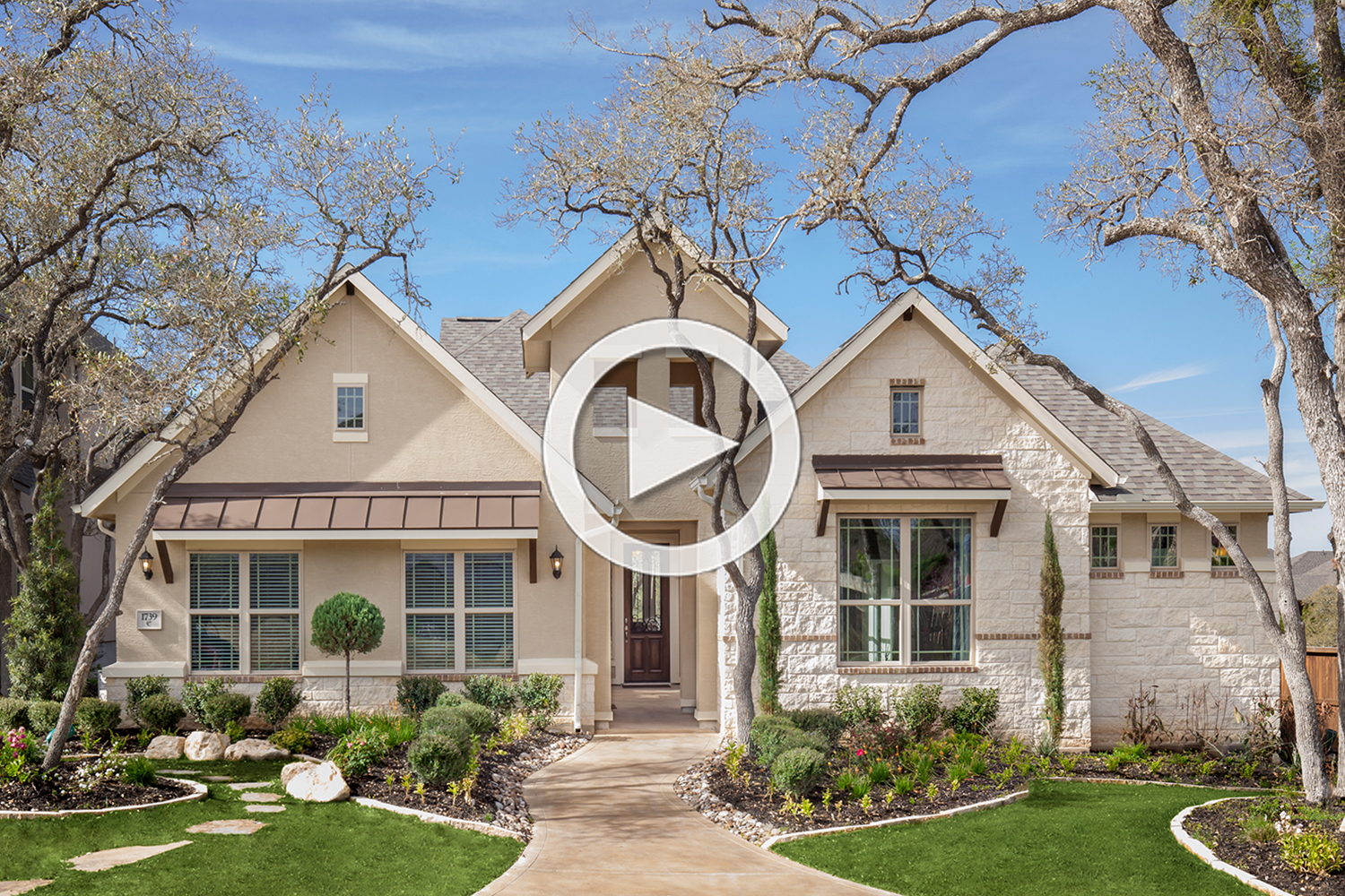 New homes in kinder ranch unit 2 3 san antonio tx for Coventry home builders