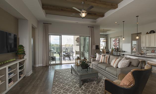 Living Room - Design 2561
