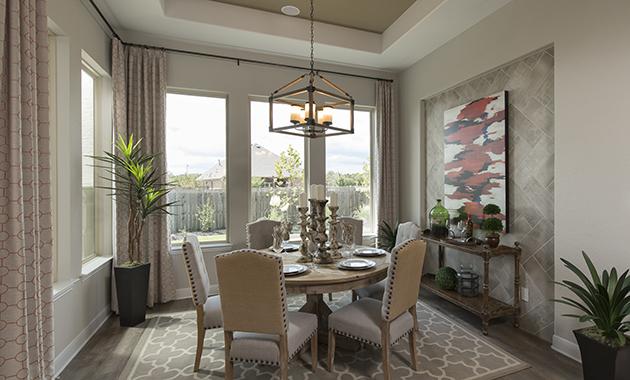 Dining Room - Design 2561