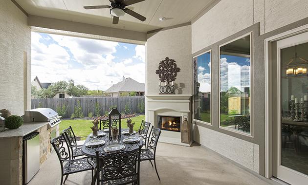 Outdoor Patio - Design 2561