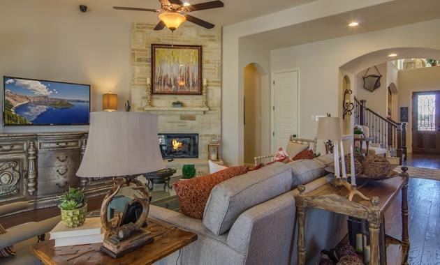 Family Room - Design 3510