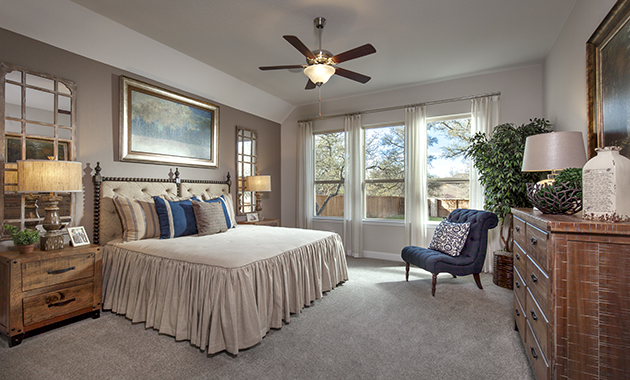 Master Bedroom - Design 2583