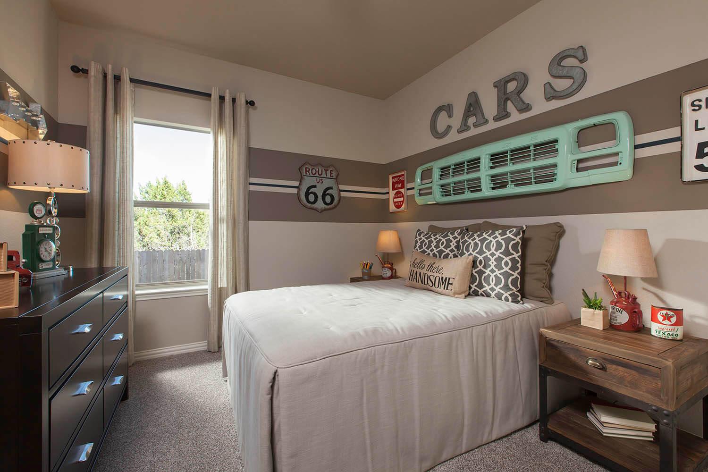 Secondary Bedroom - The Burkburnett II (2480 Plan)