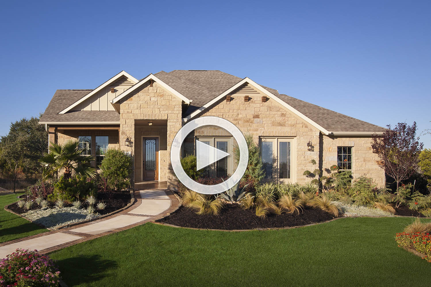 Wilshire Homes in Vista Ridge Estates