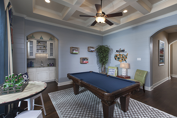 Game Room - Design 3454