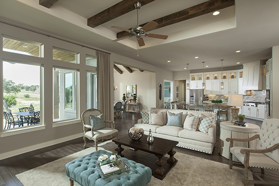 Living Room - Design 3719