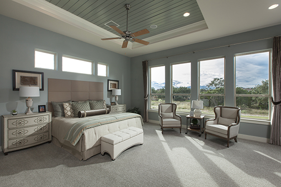 Master Bedroom - Design 3719
