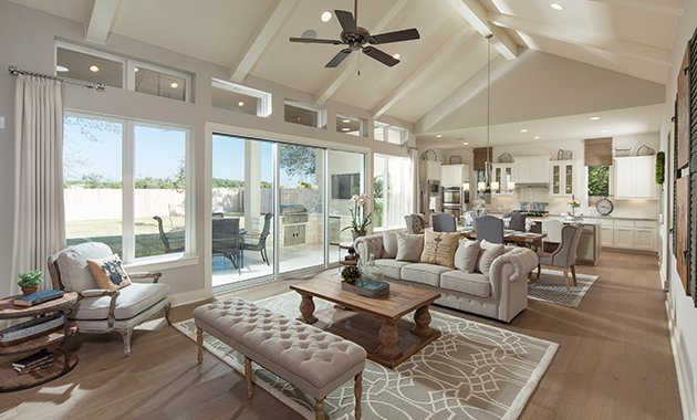 Family Room - Design 2441