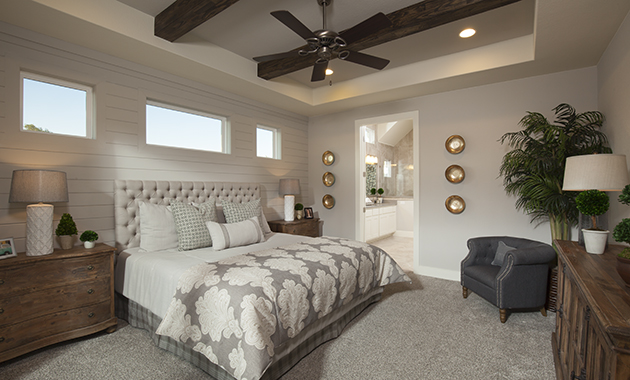 Master Bedroom - Design 2441