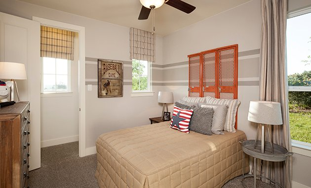 Secondary Bedroom - Design 2441
