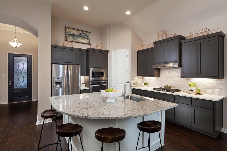 Kitchen - The Burkburnett II (Design 2480)
