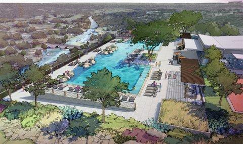 Amenity Center Plan