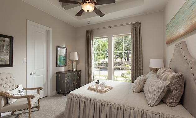 Secondary Bedroom - Design 3563
