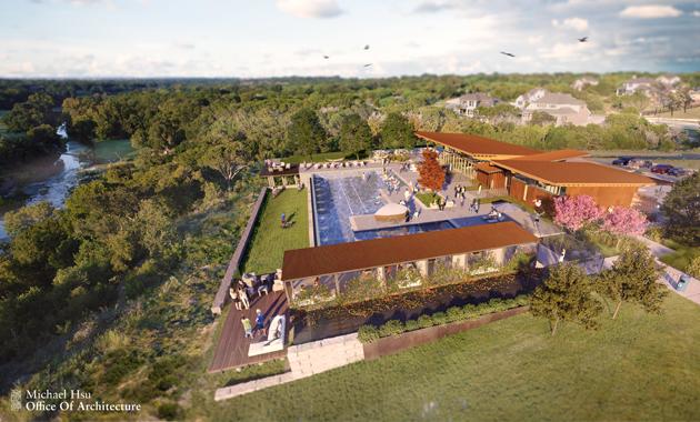 The Den (Amenity Center Plan)